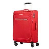 American Tourister Airbeat Spinner 68 EXP Pure Red - Cestovní kufr s TSA zámkem