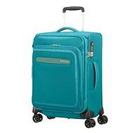 American Tourister Airbeat Spinner 55 EXP Sky Blue - Cestovní kufr s TSA zámkem