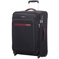 American Tourister Airbeat Upright 55 EXP Universe Black - Cestovní kufr s TSA zámkem