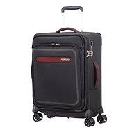 American Tourister Airbeat Spinner 55 EXP Universe Black - Cestovní kufr s TSA zámkem