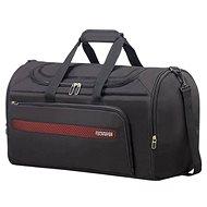 American Tourister Airbeat Duffle 55 Universe Black - Cestovní taška
