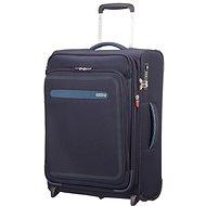 American Tourister Airbeat Upright 55 EXP True Navy - Cestovní kufr s TSA zámkem