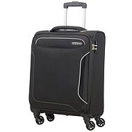 American Tourister Holiday Heat Spinner 55 Black - Suitcase with TSA-Approved Lock