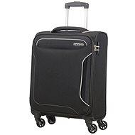 American Tourister Holiday Heat Spinner 55 Black - Cestovní kufr s TSA zámkem