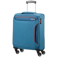 American Tourister Holiday Heat Spinner 55 Denim Blue - Suitcase with TSA-Approved Lock