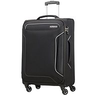 American Tourister Holiday Heat Spinner 67 Black - Suitcase with TSA-Approved Lock