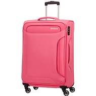American Tourister Holiday Heat Spinner 67 Blossom Pink - Suitcase with TSA-Approved Lock