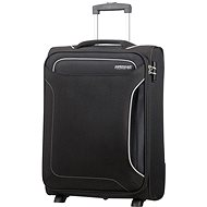 American Tourister Holiday Heat Upright 55 Black - Suitcase with TSA-Approved Lock