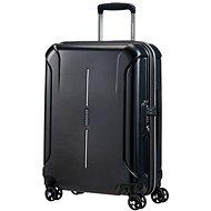 American Tourister Technum Spinner 55 Diamond Black - Cestovní kufr s TSA zámkem