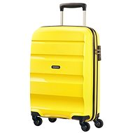 American Tourister Bon Air Spinner Strict Solar Yellow vel. S - Cestovní kufr s TSA zámkem