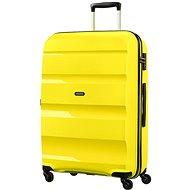 American Tourister Bon Air Spinner Solar Yellow vel. L - Cestovní kufr s TSA zámkem