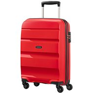 American Tourister Bon Air Spinner Strict Magma Red vel. S - Cestovní kufr s TSA zámkem