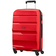 American Tourister Bon Air Spinner Magma Red vel. M - Cestovní kufr s TSA zámkem