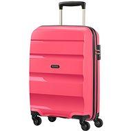 American Tourister Bon Air Spinner Strict Fresh Pink vel. S - Cestovní kufr s TSA zámkem