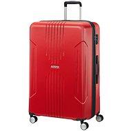 American Tourister TRACK LITE SPINNER 78 EXP Flame Red - Cestovní kufr s TSA zámkem