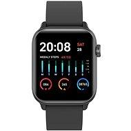 Smartomat Squarz 8 Black - Smartwatch