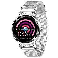Smartomat Sparkband stříbrná - Chytré hodinky