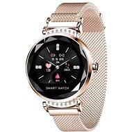 Smartomat Sparkband zlatá - Chytré hodinky