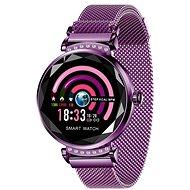 Smartomat Sparkband fialová - Chytré hodinky