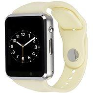 Smartomat Squarz 1 bílá - Chytré hodinky