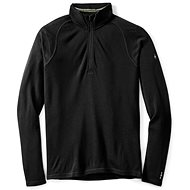 Smartwool M Merino 250 Baselayer 1/4 ZIP Black - Rolák