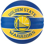 Spalding NBA team ball Golden State Warriors vel. 7 - Basketbalový míč