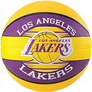 Spalding NBA team ball LA Lakers - Basketbalový míč