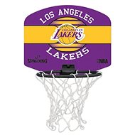 Spalding NBA miniboard LA Lakers - Basketbalový koš