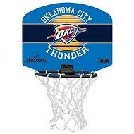 Spalding NBA miniboard Oklahoma City Thunder - Basketbalový koš