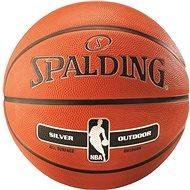 NBA Silver outdoor - Basketbalový míč
