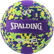 Beachvolleyball King of the beach purple