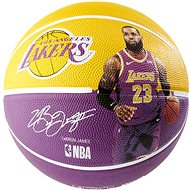 Spalding NBA Player Ball LeBron James vel.7 - Basketbalový míč