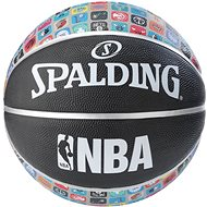 Spalding NBA Team Collection vel. 7 - Basketbalový míč