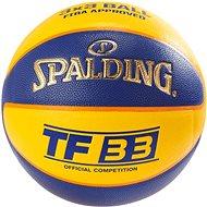 Spalding TF 33 IN/OUT - Basketbalový míč