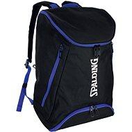 Spalding Backpack černý/modrý - Batoh