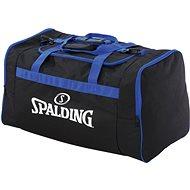 Spalding Team Bag Large černý/modrý 80l - Taška