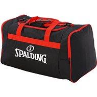 Spalding Team Bag Large černý/červený 80l - Taška