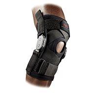 McDavid Hinged Knee Brace with Crossing Straps 429X, černá S - Ortéza na koleno