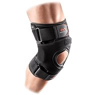 McDavid VOW Knee Wrap w/ Hinges & Straps 4205, černá