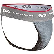 McDavid Athletic Supporter / mesh w/ FlexCup™, šedá M - Suspenzor