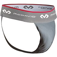 McDavid Athletic Supporter / mesh w/ FlexCup™, šedá XL - Suspenzor