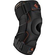 Shock Doctor Knee Support w Dual Hinges 872, černá L - Ortéza na koleno