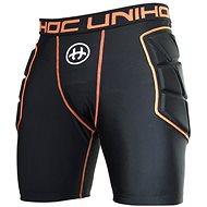 Unihoc brankářské šortky FLOW black XXXL - Brankářský overal