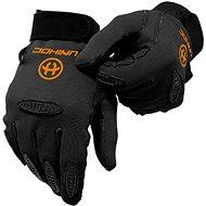 Unihoc brankářské rukavice Packer black L/XL - Rukavice