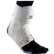 McDavid Ankle Brace With Straps, bílá L - Ortéza na kotník