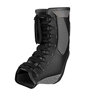 Shock Doctor Ultra Gel Lace Ankle Support Black L - Ortéza na kotník