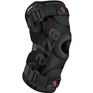 Shock Doctor Ultra Knee Support With Bilateral hinges Black XXL