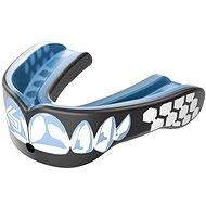Shock Doctor Gel Max Power Chrome, modrý - Chránič zubů