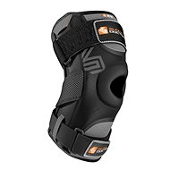 Shock Doctor Knee Support With Dual Hinges Black S - Ortéza na koleno