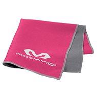 McDavid uCool Cooling Towels, růžová - Ručník